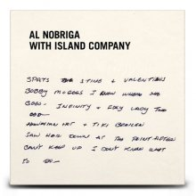 【限定盤/ハワイアンソウル】AL NOBRIGA WITH ISLAND COMPANY MY LAST DISCO SONG / BREAK AWAY 【7インチ】