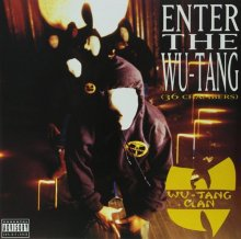 【HIPHOP】WU-TANG CLAN (ウータン・クラン)/ ENTER THE WU-TANG CLAN (36 CHAMBERS) (2016 VINYL)【LP/RECORD】