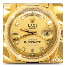 【LA / Westcoast】DJ DEEQUITE / LAX4