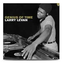 【レコードストアデイ限定】	V・A(LARRY LEVAN)/GENIUS OF TIME【LP/House/Disco】