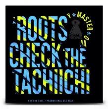 【新品レコード】 Y master G / side A :ROOTS, side AA: CHECK THE TACHIICHI【日本語ラップ・7インチ】