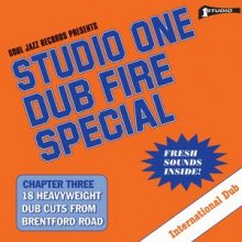V.A. (SOUL JAZZ RECORDS) / STUDIO ONE DUB FIRE SPECIAL【レゲエコンピ】<img class='new_mark_img2' src='//img.shop-pro.jp/img/new/icons5.gif' style='border:none;display:inline;margin:0px;padding:0px;width:auto;' />