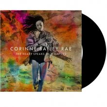 CORINNE BAILEY RAE(コリーヌ・ベイリー・レイ)/HEART SPEAKS IN WHISPERS (2LP)【UK/R&B】
