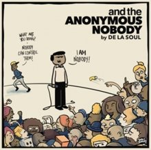 DE LA SOUL (デ・ラ・ソウル)/AND THE ANONYMOUS NOBODY (2LP)<img class='new_mark_img2' src='//img.shop-pro.jp/img/new/icons5.gif' style='border:none;display:inline;margin:0px;padding:0px;width:auto;' />