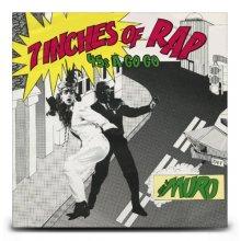 【ヒップホップ/RAP】MURO / 7INCHES OF RAP-45s A GOGO-(DJ ムロ)