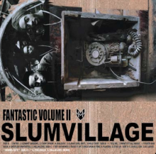 【LAST1SALE】Slum Village / Fantastic Vol.II-2枚組LP-【Hip Hop 2LP】
