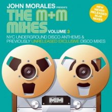 【LAST1SALE】【Disco/Boogie】V.A. (John Morales) / The M&M Mixes Volume 3 Pt.1 【NY UNDERGROUND DISCO】