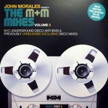 【LAST1SALE】V.A. (John Morales) The M&M Mixes Volume 3 Pt.2 - 2x12inch再発-