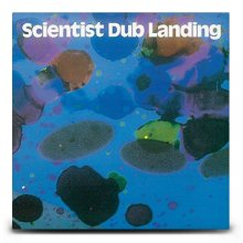 【名盤ダブコンピ/再発新品】Scientist / Dub Landing -LP+CD- [Reggae/Dub Reissue LP+CD]