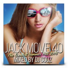 【2016夏ベスト!】DJ COUZ / Jack Move40-The Greatest Summer Hits 2016-(DJ カズ)
