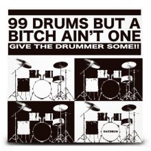 【サンプリングソース/HIPHOP】99 DRUMS BUT A BITCH AIN'T ONE / DAYDRUM ( デイドラム )