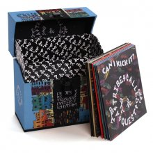A TRIBE CALLED QUEST / PEOPLE'S INSTINCTIVE TRAVELS AND THE PATHS OF RHYMES (45 BOXSET)