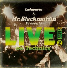 【ライブ音源ミックス】DJ URUMA / Lafayette & Mr. Blackmuffin Presents LIVE! on Technics-STAGE 2-(DJ ウルマ)