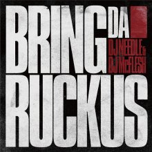 【HIPHOP/R&B】DJ NEEDLE & DJ Mr.FLESH  / Bring Da Ruckus