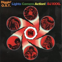 【和物MIX】DJ XXXL(DJ MURO) / DIGGIN' O.S.T Lights Camera Action! (DJ ムロ)