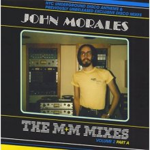 JOHN MORALES (ジョン・モラレス)/THE M+M MIXES VOL.2 PART A (12インチ2枚組)【NYC UNDERGROUND DISCO】<img class='new_mark_img2' src='//img.shop-pro.jp/img/new/icons5.gif' style='border:none;display:inline;margin:0px;padding:0px;width:auto;' />