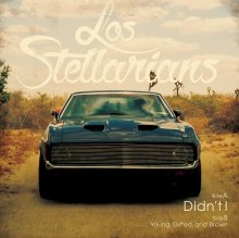 【NEWソウル/R&B】Los Stellarians / Didn't I / Young Gifted and Brown(ロス・ステラリアンズ)【7インチ】<img class='new_mark_img2' src='//img.shop-pro.jp/img/new/icons5.gif' style='border:none;display:inline;margin:0px;padding:0px;width:auto;' />