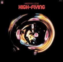 【LAST1SALE】鈴木宏昌/ HIGH-FLYING -LP- ( Raregroove/和モノ/Jazz Re-Issue )