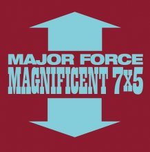 V.A/ Major Force Magnificent (Hip Hop/Breakbeats/House/Crossover) 【 7インチ×5枚・ボックスセット】<img class='new_mark_img2' src='//img.shop-pro.jp/img/new/icons5.gif' style='border:none;display:inline;margin:0px;padding:0px;width:auto;' />