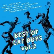 【SOUL/FUNK】CAT BOYS / BEST OF CAT BOYS VOL.2(キャット・ボーイズ)【CD】