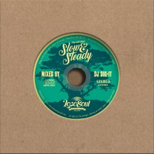 【Japanese Groove/和モノ】Drip with Music #04 -Slow & Steady- Mixed by DJ DIG-IT(DJ ディグ・イット)【MIXCD】