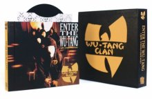 WU-TANG CLAN (ウータン・クラン)/ENTER THE WU-TANG (36 CHAMBERS) DELUXE 7 inch CASEBOOK<img class='new_mark_img2' src='//img.shop-pro.jp/img/new/icons43.gif' style='border:none;display:inline;margin:0px;padding:0px;width:auto;' />
