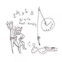 【CD Single】5lack - 24356 feat.KOHH
