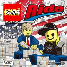 【HIPHOP&R&B新譜MIX】 Ride Vol.124 / DJ Yuma(DJ ユーマ)【MIXCD】
