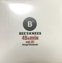 【All45'sSoul,Funk MIX】Bee's Knees 45s Mix Vol.1 / Shingo Takahashi<img class='new_mark_img2' src='//img.shop-pro.jp/img/new/icons15.gif' style='border:none;display:inline;margin:0px;padding:0px;width:auto;' />