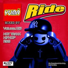 【HIPHOP&R&B新譜MIX】 Ride Vol.125 / DJ Yuma(DJ ユーマ)【MIXCD】