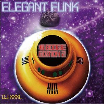 和物 和製ブギー ディスコ ミックス dj xxxl elegant funk和boogie