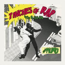 【7インチvinyl HipHop Mix!!】7inches of RAP -45's A Go Go- / MURO