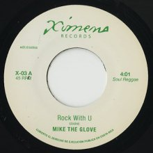 【極上SOUL名曲カバー!】MIKE THE GLOVE / HIELO ARDIENTE - ROCK WITH U / EL MENSAJE(7インチ)<img class='new_mark_img2' src='//img.shop-pro.jp/img/new/icons15.gif' style='border:none;display:inline;margin:0px;padding:0px;width:auto;' />