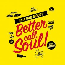 【大人の為のSOUL MIX!!】Better Call Soul / Mixed By Jimmie Soul<img class='new_mark_img2' src='//img.shop-pro.jp/img/new/icons15.gif' style='border:none;display:inline;margin:0px;padding:0px;width:auto;' />