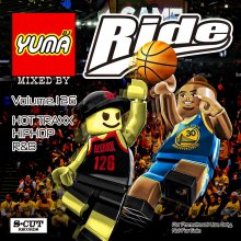 【HIPHOP&R&B新譜MIX】 Ride Vol.126 / DJ Yuma(DJ ユーマ)【MIXCD】