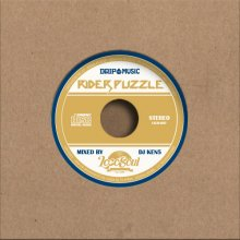 【SOUL/FUNK/ROCK/HIPHOP】 DRIPwithMUSIC #7 - RIDER PUZZLE-  Mixed by DJ KEN5 (DJケンゴ)<img class='new_mark_img2' src='//img.shop-pro.jp/img/new/icons55.gif' style='border:none;display:inline;margin:0px;padding:0px;width:auto;' />