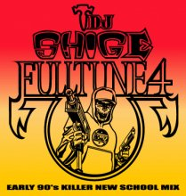 【初入荷!!】【90's HIPHOP MIX】DJ SHIGE a.k.a. HEADZ3000 /  FULLTUNE 4 (Early 90's Killer New School Mix)