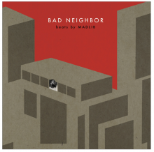 【2LP+DL CODE付】MADLIB / Bad Neighbor Instrumentals-   <img class='new_mark_img2' src='//img.shop-pro.jp/img/new/icons15.gif' style='border:none;display:inline;margin:0px;padding:0px;width:auto;' />