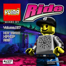【HIPHOP&R&B新譜MIX】 Ride Vol.127 / DJ Yuma(DJ ユーマ)【MIXCD】[2017/3/15発売]
