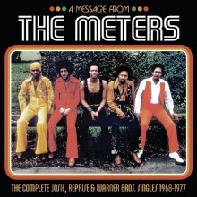 【4月29日(土) よりWEB販売スタート】【RSD限定商品】THE METERS / A MESSAGE FROM THE METERS THE COMPLETE SINGLES 1968-1977<img class='new_mark_img2' src='//img.shop-pro.jp/img/new/icons15.gif' style='border:none;display:inline;margin:0px;padding:0px;width:auto;' />