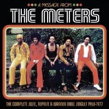 【4月29日(土) よりWEB販売スタート】【RSD限定商品】THE METERS / A MESSAGE FROM THE METERS THE COMPLETE SINGLES 1968-1977