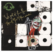 【LAST1SALE】【HIP HOP 7inch】A TRIBE CALLED QUEST - We The People... / Dis Generation
