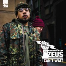 【Neo-SOUL / R&B 】CHILDREN OF ZEUS I CAN'T WAIT (7inch) [4月下旬入荷予定]