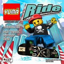 【HIPHOP&R&B新譜MIX】 Ride Vol.128 / DJ Yuma(DJ ユーマ)【MIXCD】[2017/4/15発売]