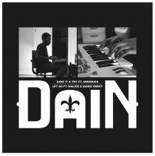 【Neo-Soul,JazzyHIPHOP】DaiN  / Gave it a Try ft. Moniquea b/w Let Go ft. Malice & Mario Sweet -7inch-