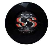 【Nu-Disco/Future Funk/Neo-SOUL】 Will Sessions & Amp Fiddler Lost Without You b/w Seven Mile-7inch
