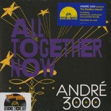 【4月29日(土) よりWEB販売スタート】【RSD限定商品】【ビートルズ[All Together Now]カヴァー7inch】ANDRE 3000 ALL TOGETHER NOW