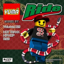 【HIPHOP&R&B新譜MIX】 Ride Vol.129 / DJ Yuma(DJ ユーマ)【MIXCD】[2017/5/15発売]