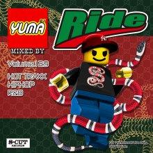 【HIPHOP&R&B新譜MIX】 Ride Vol.129 / DJ Yuma(DJ ユーマ)【MIXCD】[2017/5/15発売]