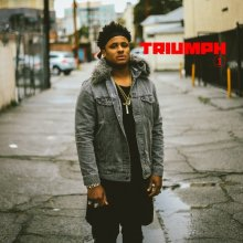 【R&B/Soul/Rock】RONALD BRUNER JR. TRIUMPH [2LP]【6月下旬入荷予定】